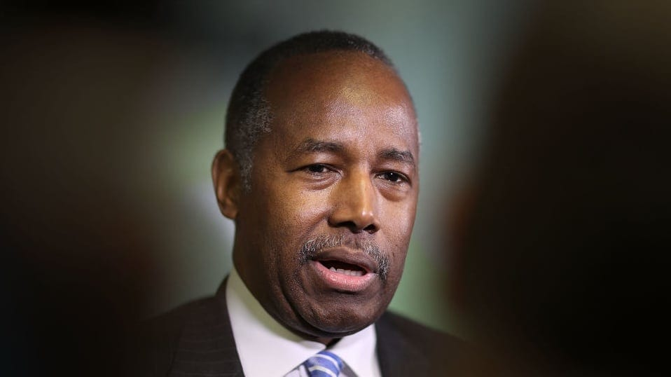 Ben Carson softly condemns Trump's 'sh*thole' remarks during MLK speech: 'I don't agree with the president about everything' - theGrio