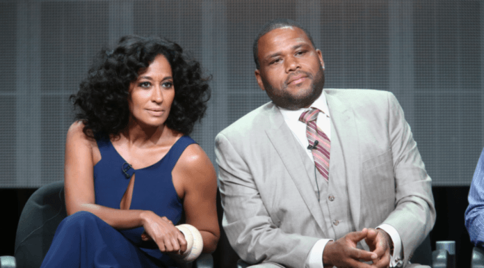 Black-ish Tracee Ellis Ross Anthony Anderson thegrio.com