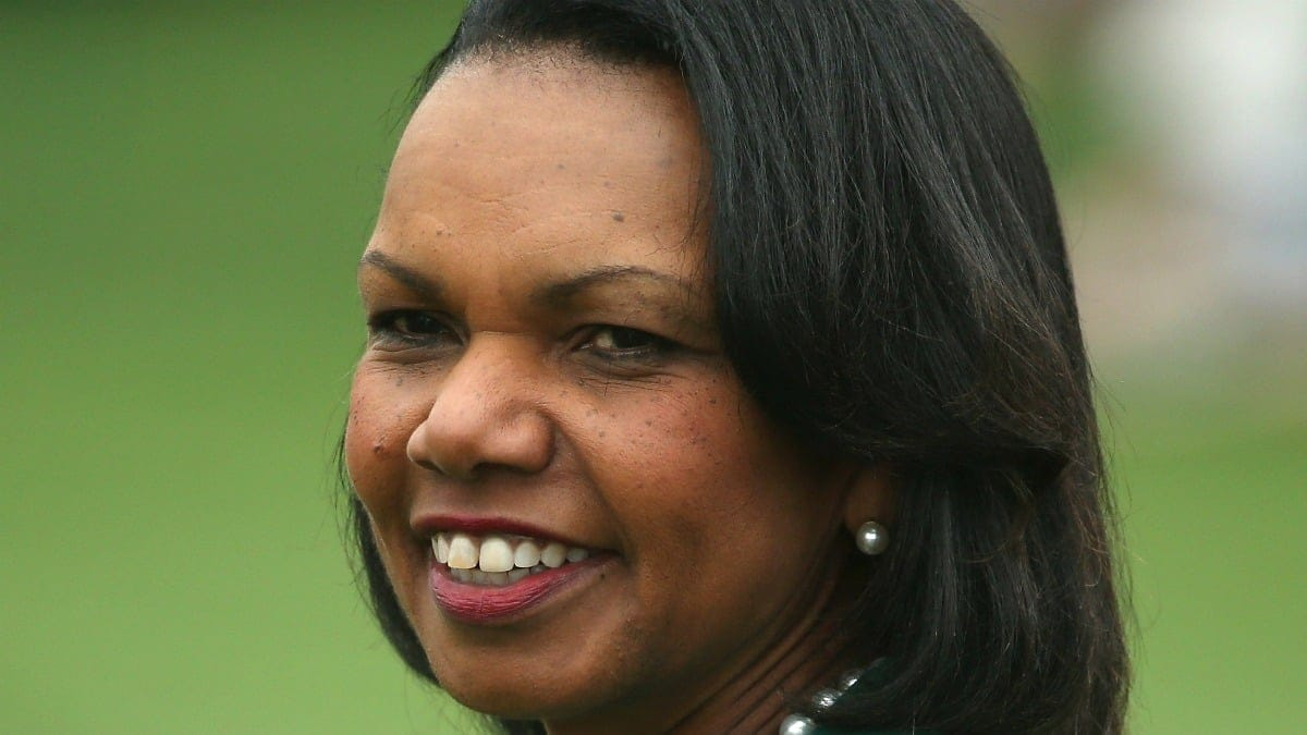 Everyone on the internet was confused by the Condoleezza Rice-Browns rumor