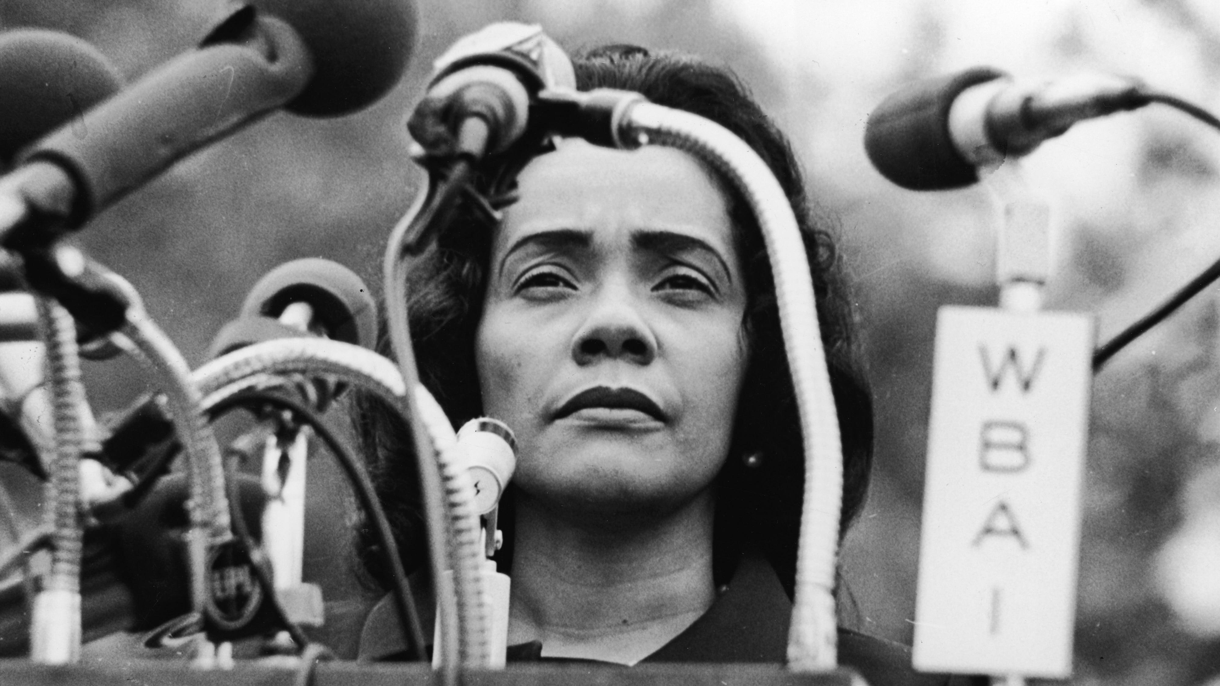 Coretta Scott King thegrio.com