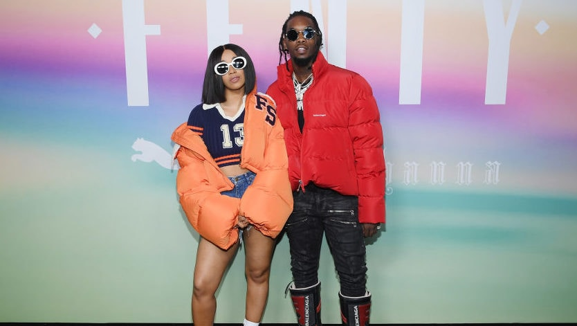 Cardi B Hits Back At Accusations Of Transphobia Against Her And Offset