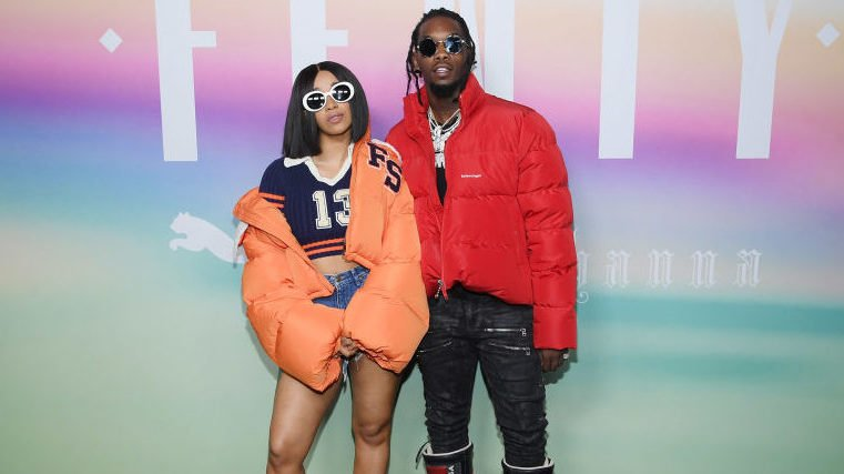 Cardi B stands by her fiance Offset after deadly Atlanta car crash