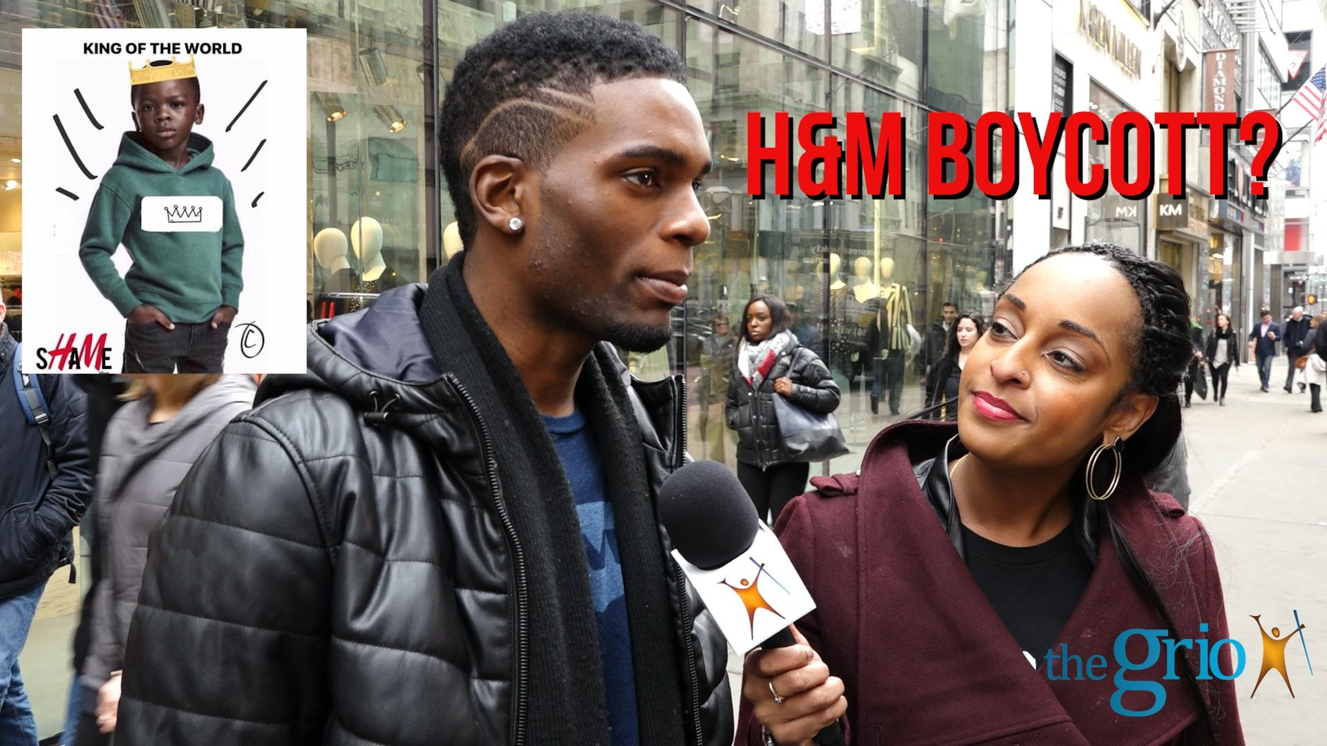 652e73a83 Are black people actually going to boycott H&M? These folks say