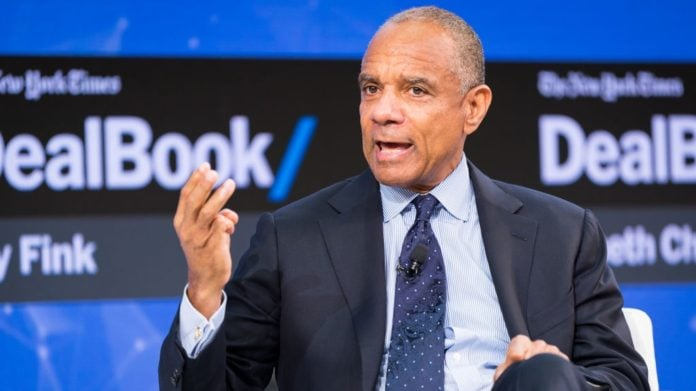 Kenneth Chenault Facebook thegrio.com