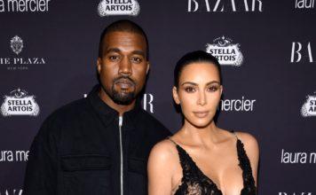 Kim Kanye Baby thegrio.com