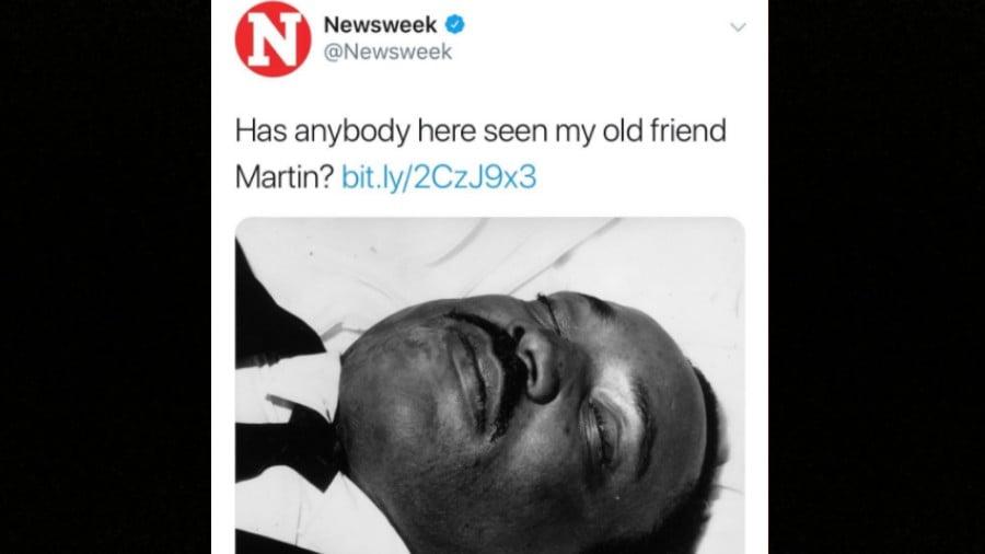 Newsweek MLK thegrio.com