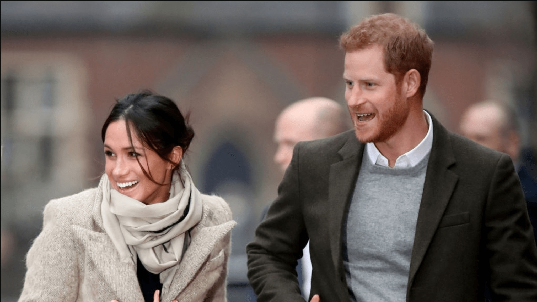 Megan And Harry Wedding.Comedian Says House Britain S Homeless As Royal Wedding Gift For