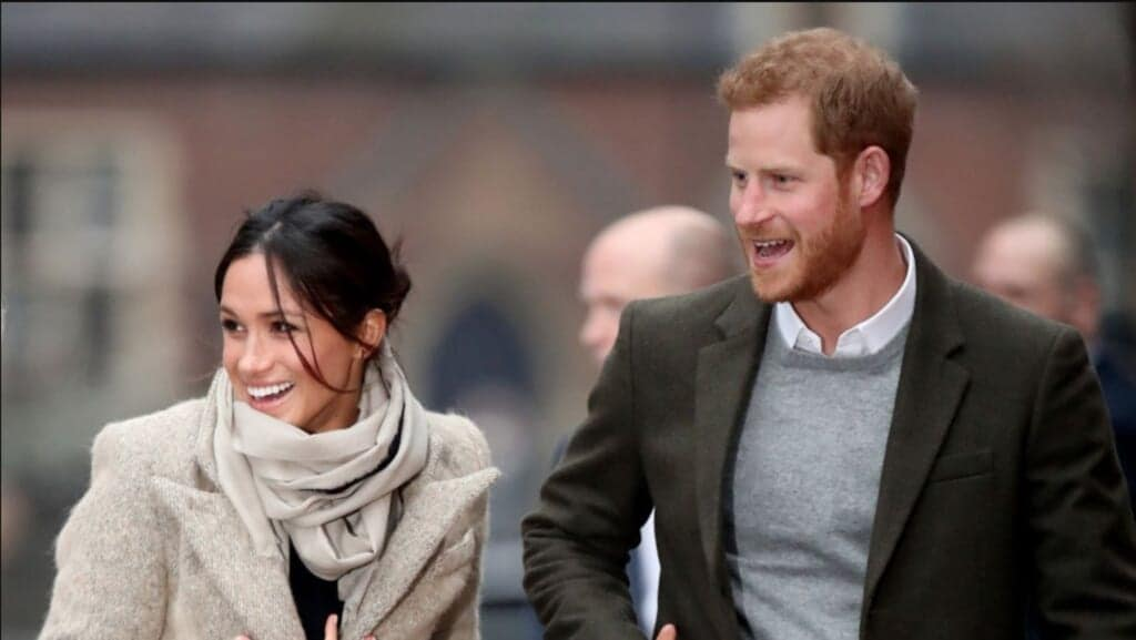 Meghan Markle and Prince Harry thegrio.com