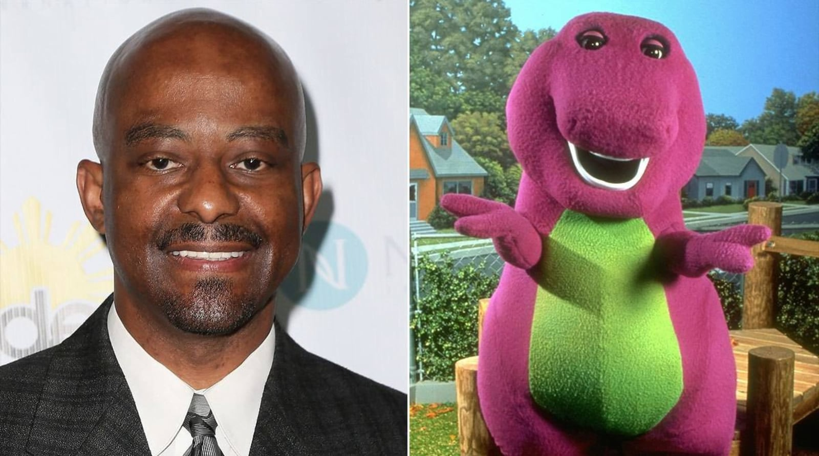 Illinois native who performed Barney the dinosaur now a tantric intercourse therapist