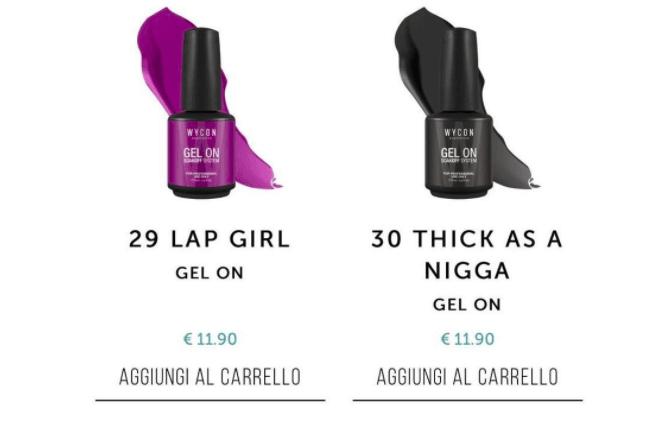 Racist Nail Polish thegrio.com