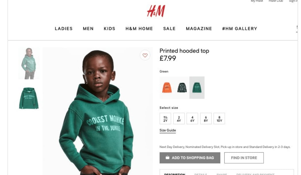 Protesters target stores in South Africa over racist H&M ad - theGrio