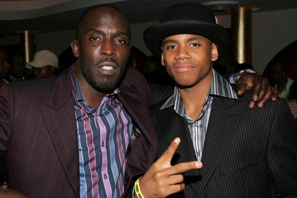 The Wire Michael K Williams Tristan Mack Wilds thegrio.com