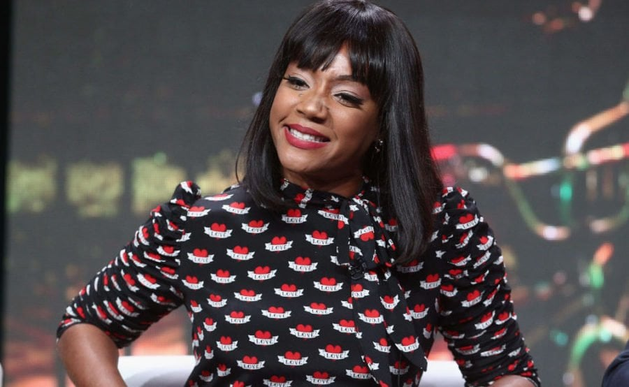 New Tyler Perry Movie THE LIST To Star Tiffany Haddish