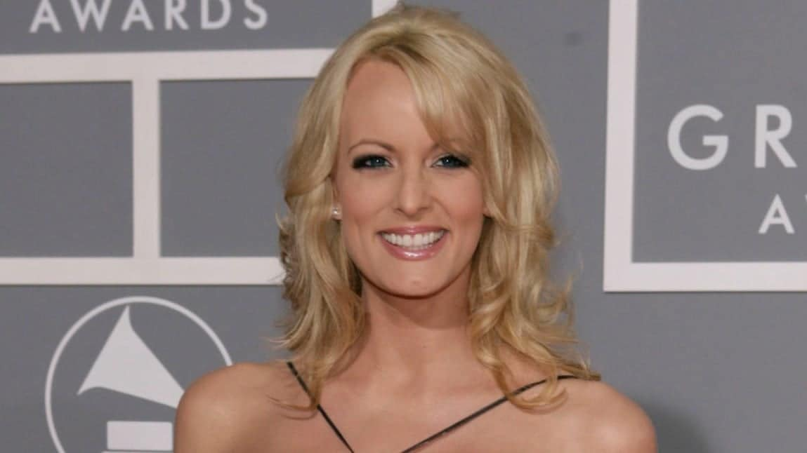 Porn Star Stormy Daniels Set to Appear on 'Jimmy Kimmel Live!'