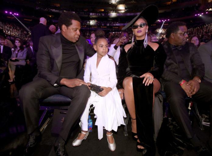 Jay Z Blue Ivy Beyonce Grammy Awards theGrio.com