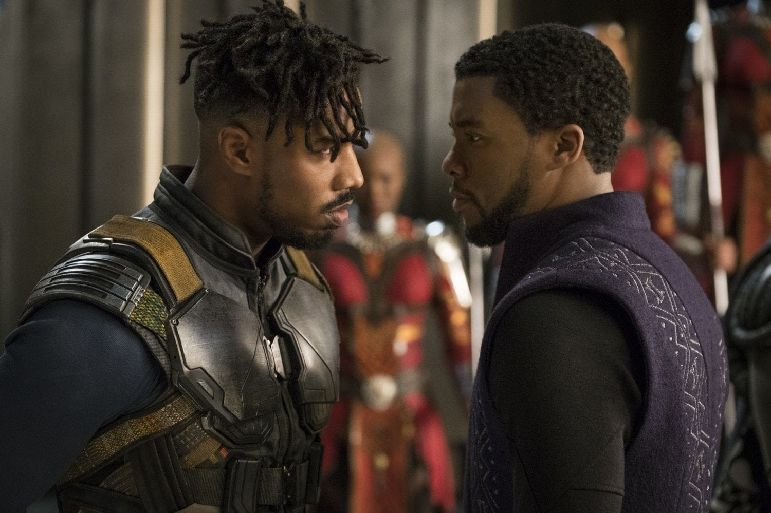 Director Considered Introducing Letitia Wright's Black Panther In Sequels