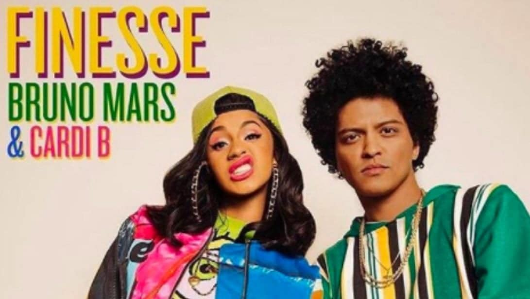 Bruno Mars And Cardi B Kill New Music Video For Finesse Remix