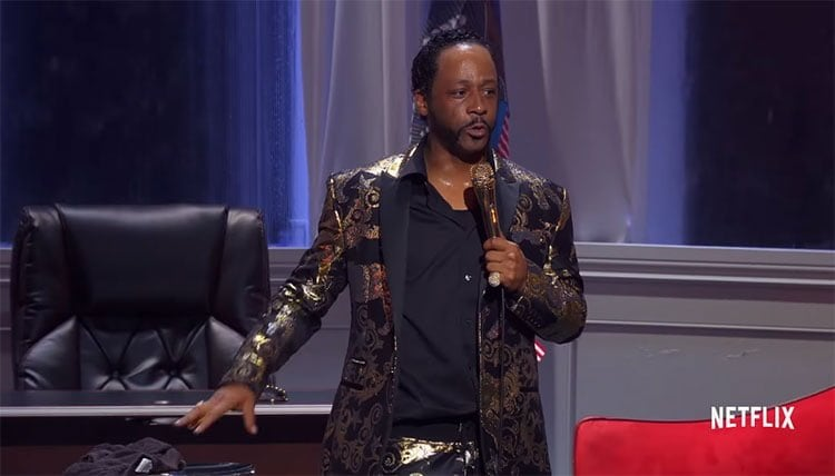 Katt Williams Netflix thegrio.com