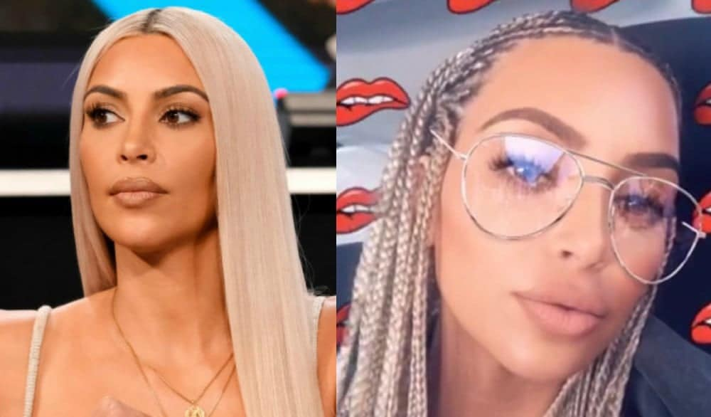 1d06418c846 Black Twitter gives Kim Kardashian a lesson on cultural appropriation for  the millionth time