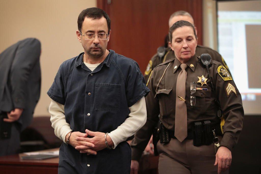 Gymnastics doctor Larry Nassar is sentenced: 'I just ... - photo#4