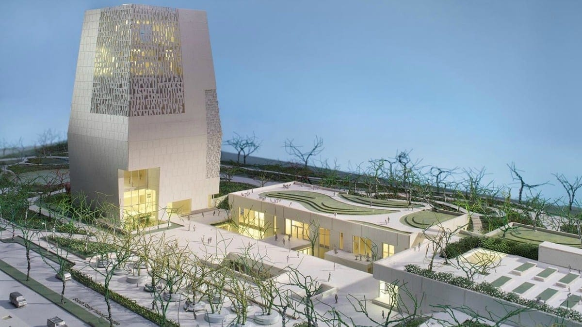 Obama reveals empowering message for Chicago Presidential Center