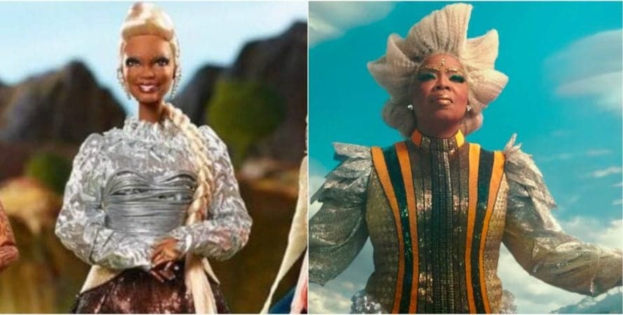 A Wrinkle in Time Barbie Dolls available to pre-order from Mattel