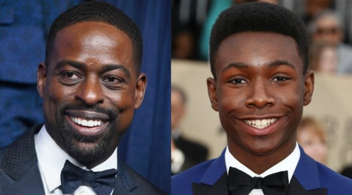 Sterling K. Brown Niles Fitch theGrio.com