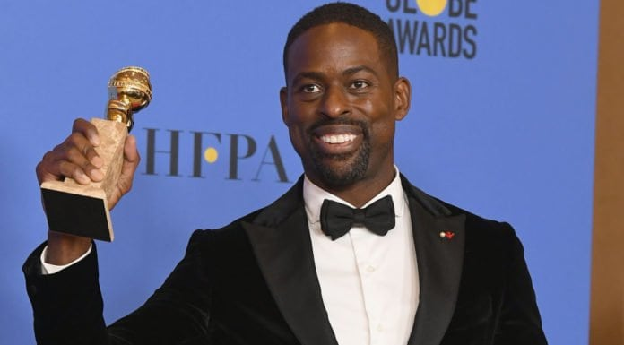 Sterling K. Brown makes Black history at Golden Globes thegrio.com