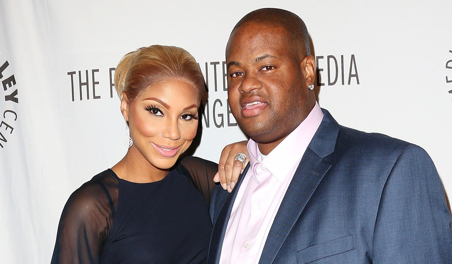 Tamar & Vince spotted together at airport, give status of their