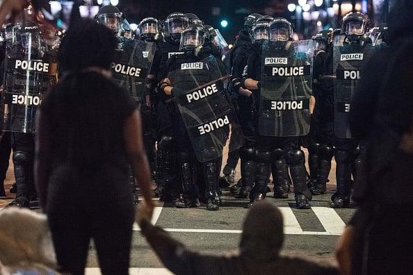 Charlottesville protests thegrio.com
