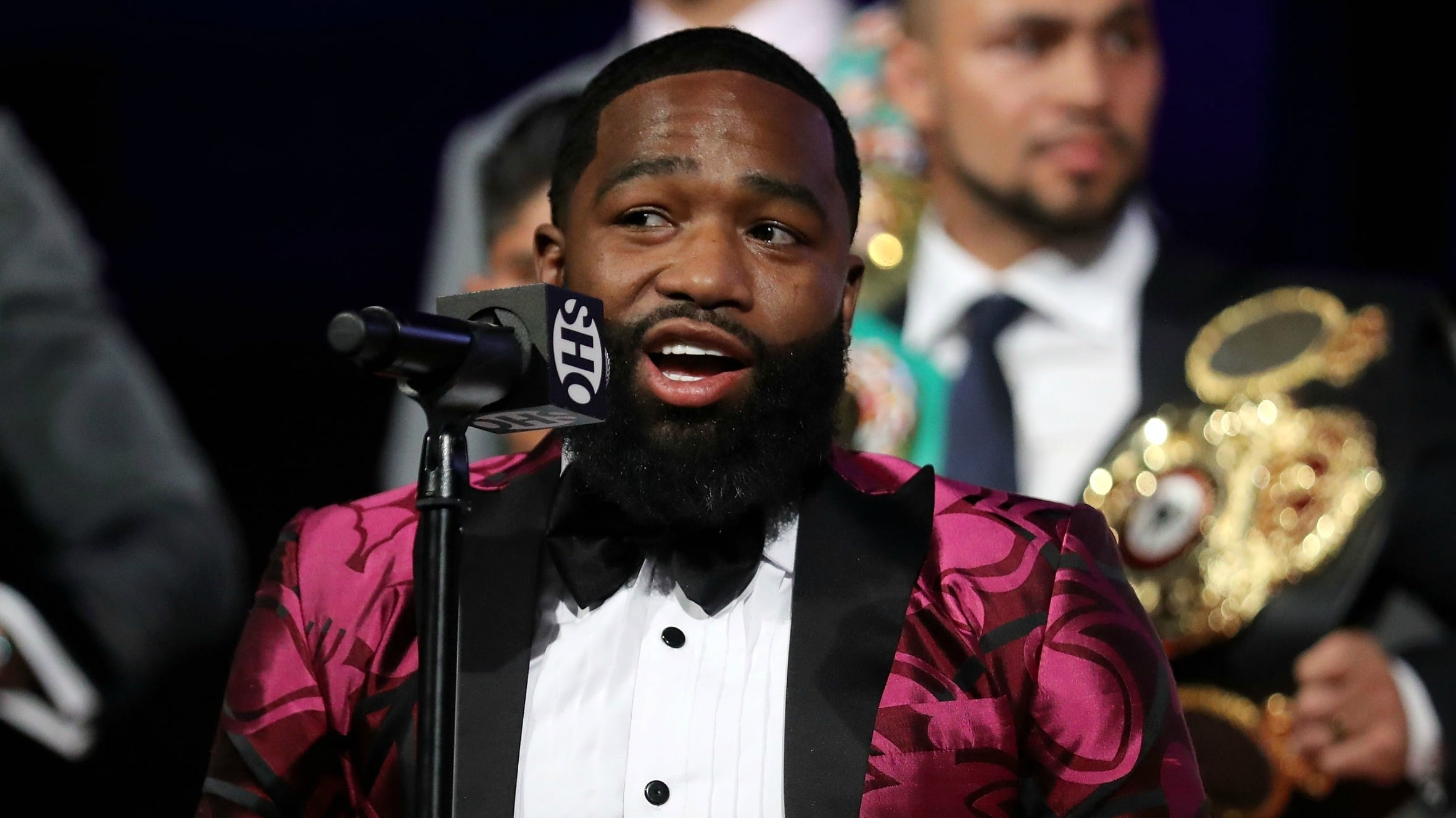 Adrien Broner arrested for alleged sexual battery