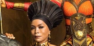 Angela Bassett in Black Panther thegrio.com