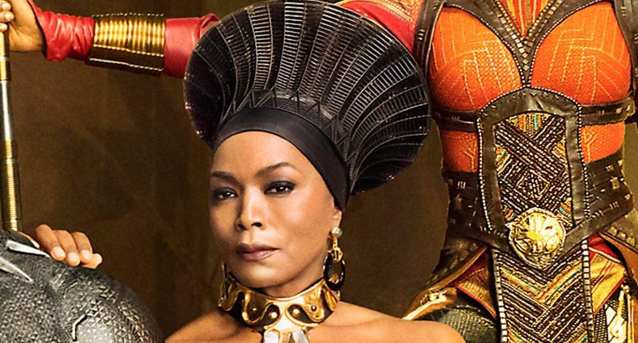 Angela Gots black panther' preview: meet angela bassett's character