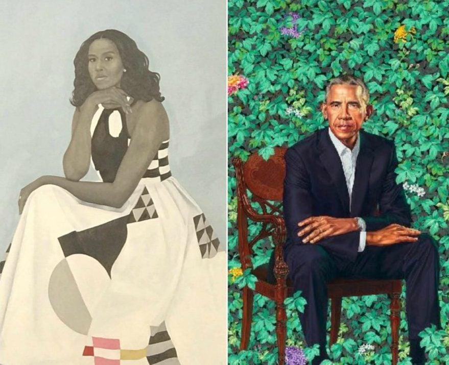 portraits Obamas thegrio.com