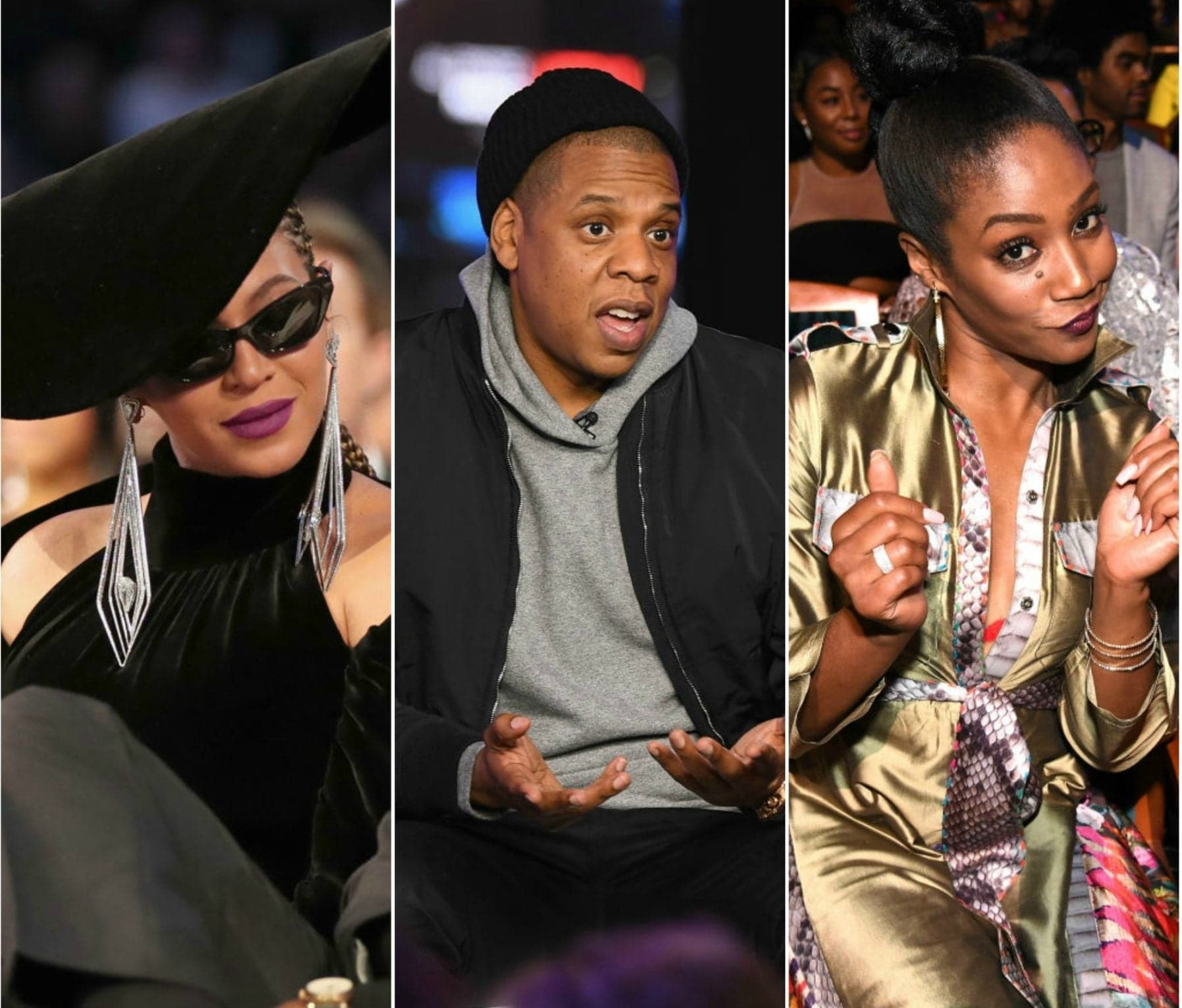 Tiffany Haddish says Beyoncé confronted actress for touching husband Jay-Z - theGrio