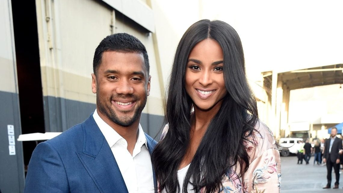 "Russell Wilson calls Ciara an ""inspiration"" in video clip celebrating their three-year wedding anniversary"