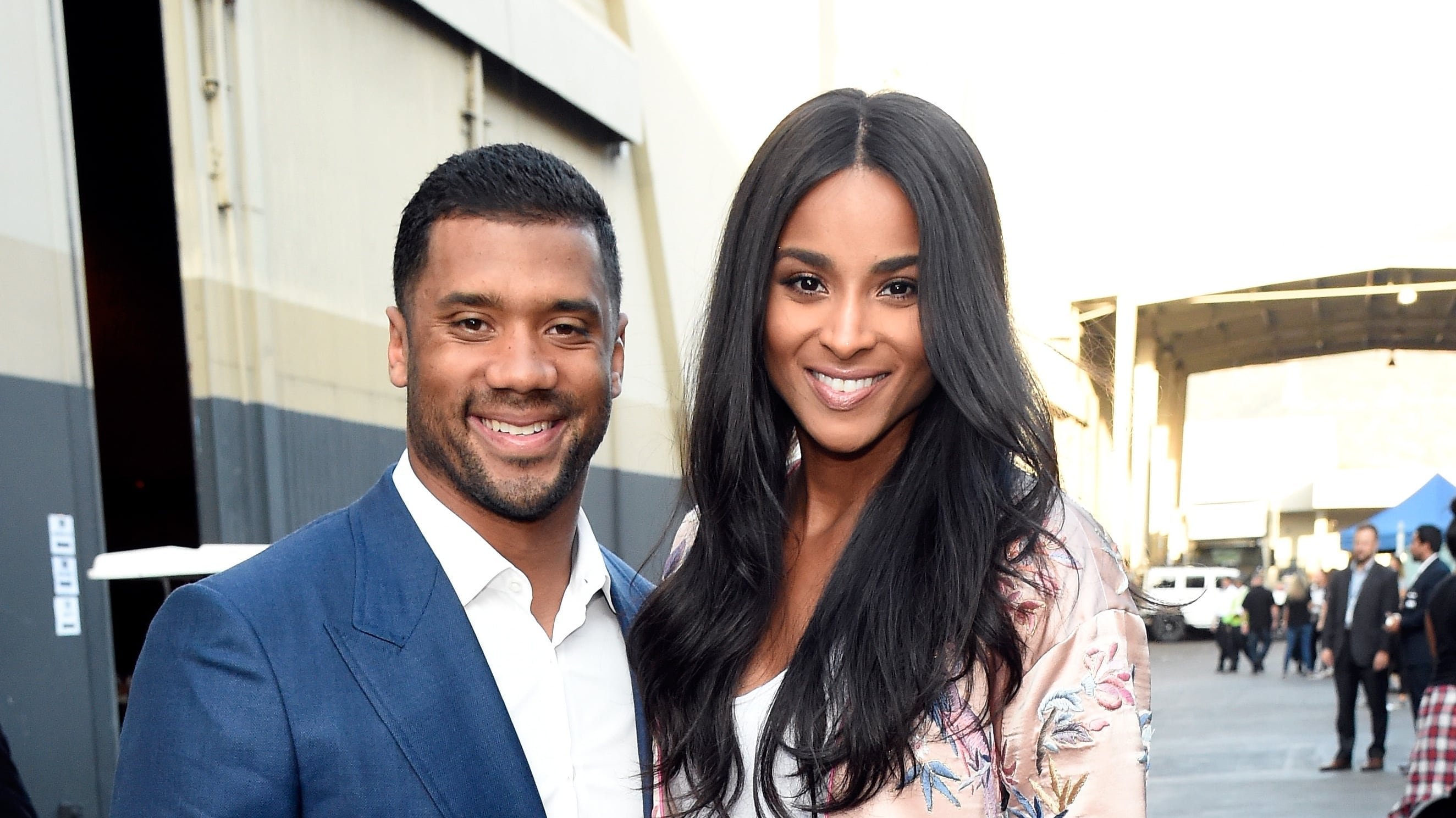 Ciara Shares First Photos of Baby Daughter With Russell Wilson -- See Here