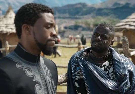 Daniel Kaluuya in Black Panther. (Marvel) thegrio.com