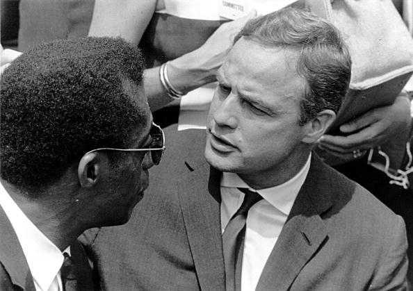 James Baldwin Marlon Brando thegrio.com