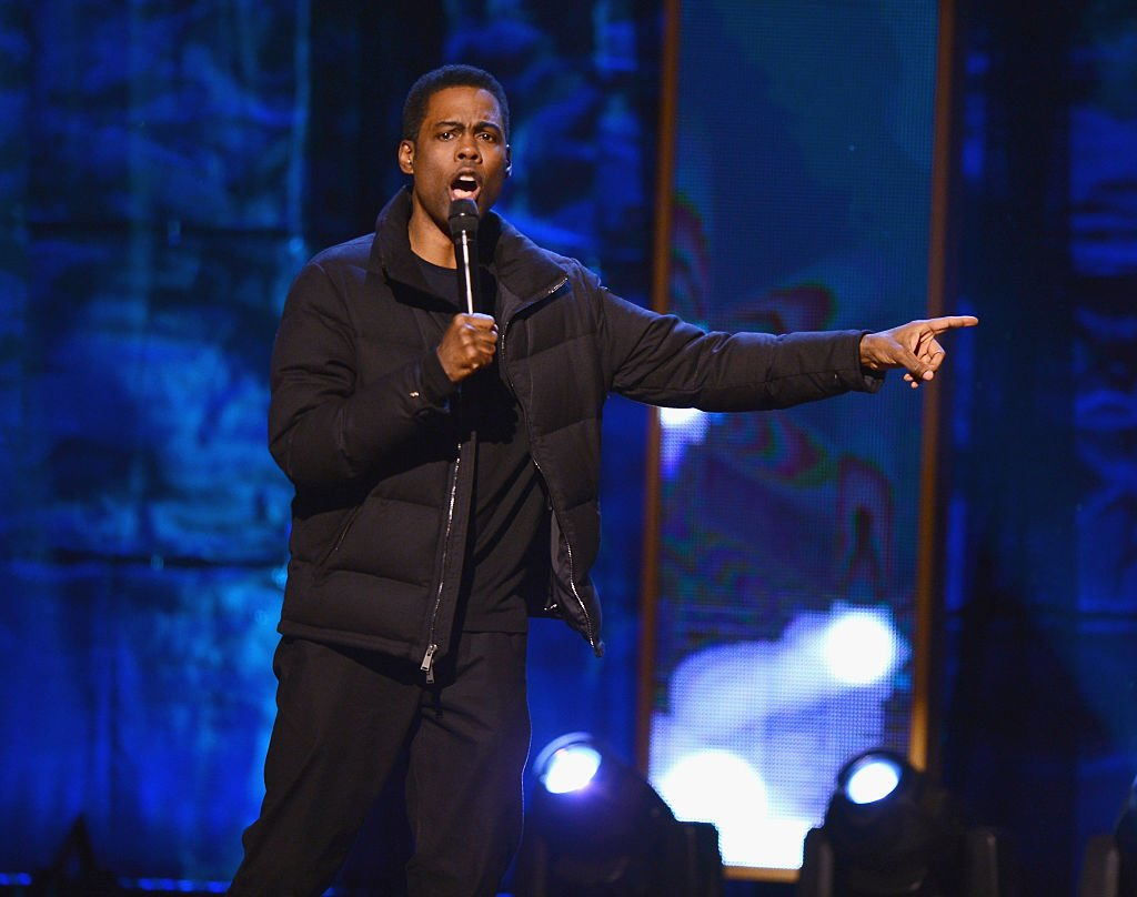 Chris Rock's first stand-up special in 10 years comes out this week