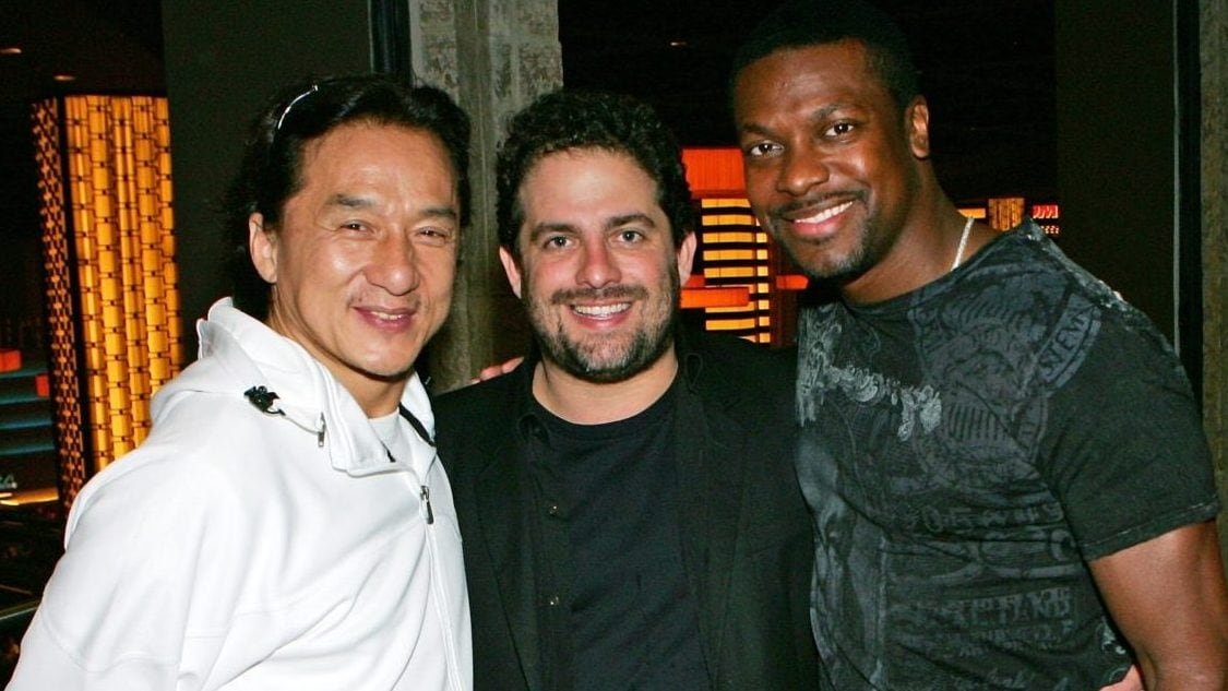 Chris Tucker Confirms There's A 'Rush Hour 4' In The Works