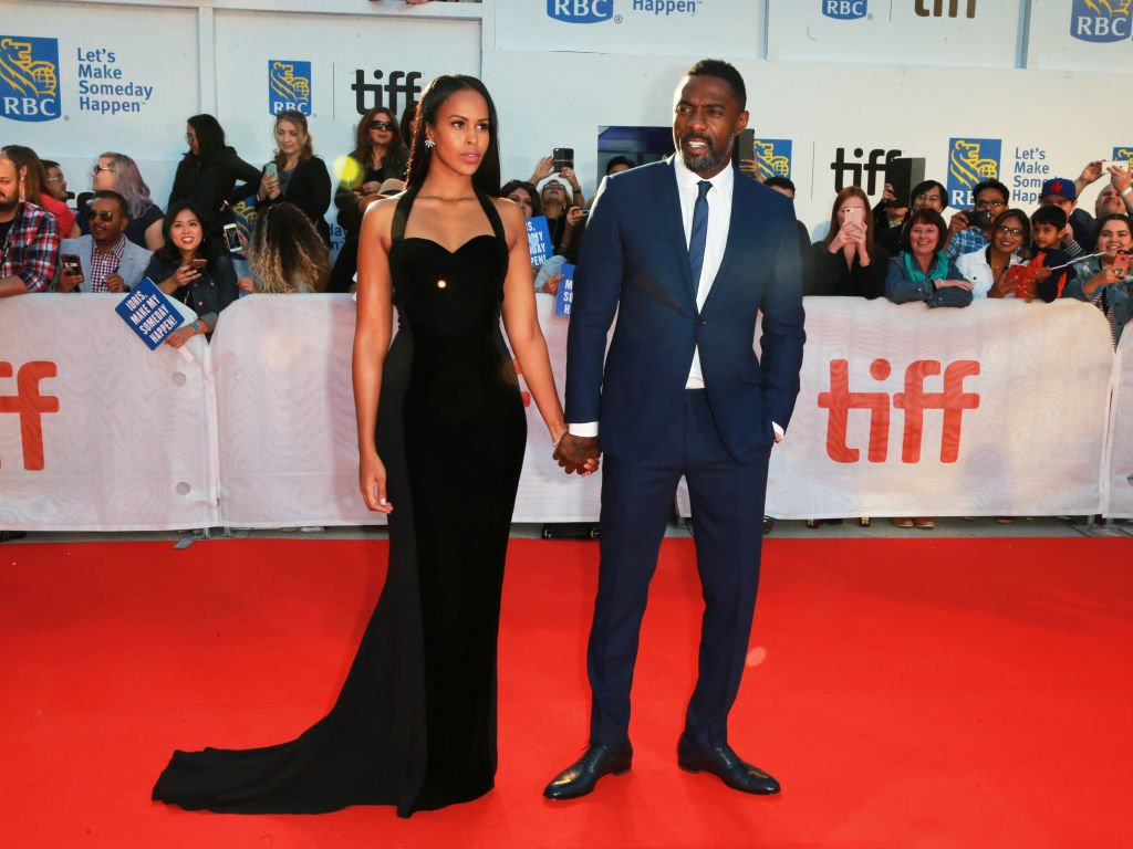 Idris Elba off the market, newly engaged to 29-year-old girlfriend