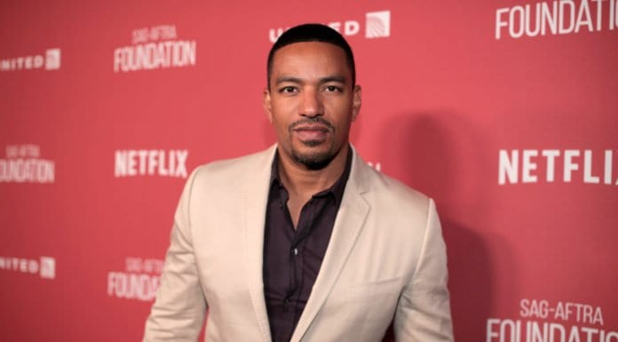 Laz Alonso @ Sag Awards thegrio.com