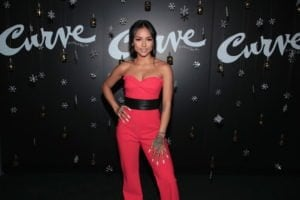 NEW YORK, NY - DECEMBER 07: Actress & Model Karrueche Tran hosts the Curve Fragrances Holiday Party at Arlo NoMad on December 7, 2017 in New York City. (Photo by Cindy Ord/Getty Images for Elizabeth Arden/Revlon) thegrio.com
