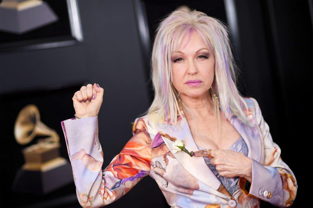 Cyndi Lauper thegrio.com