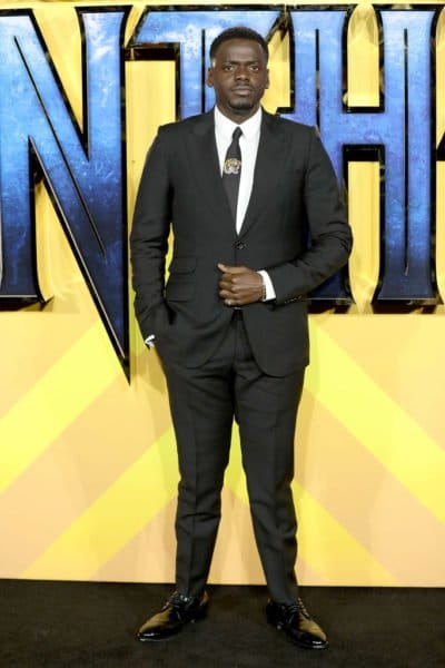 Daniel Kaluuya @ BP UK premiere