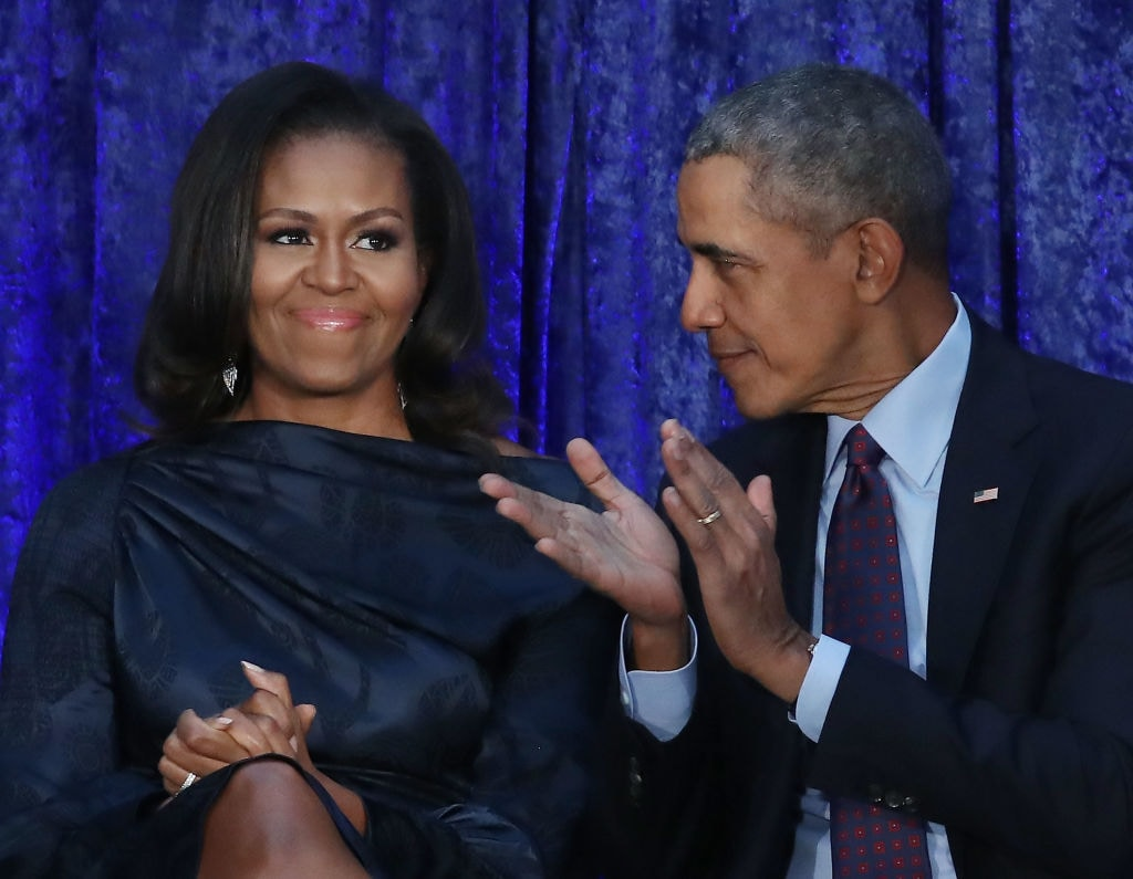 Michelle Obama dishes on her