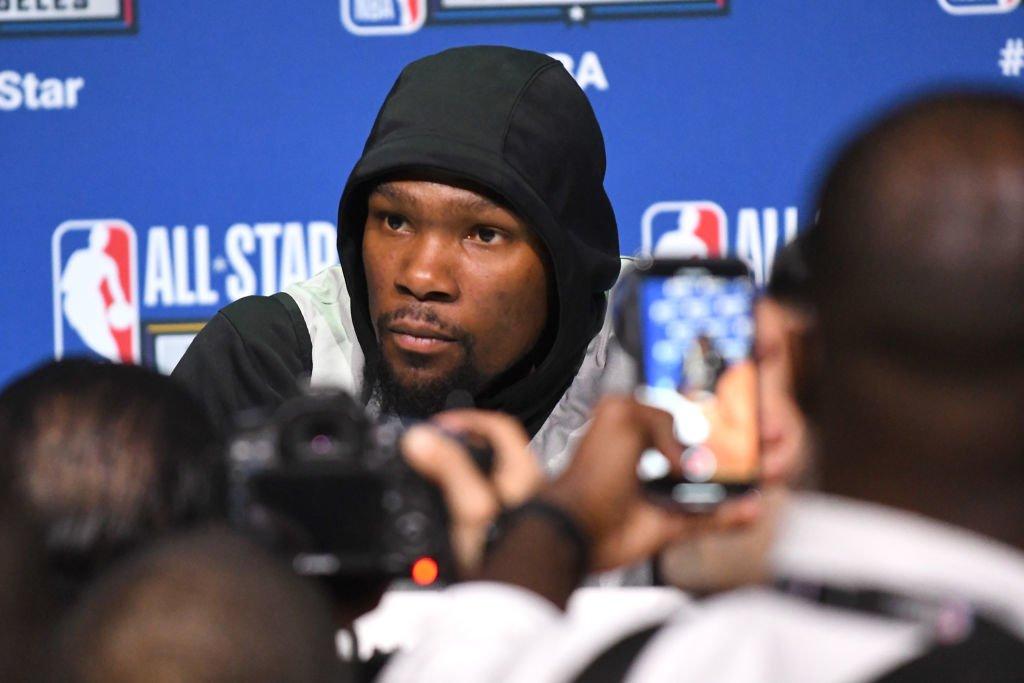 Kevin Durant thegrio.com
