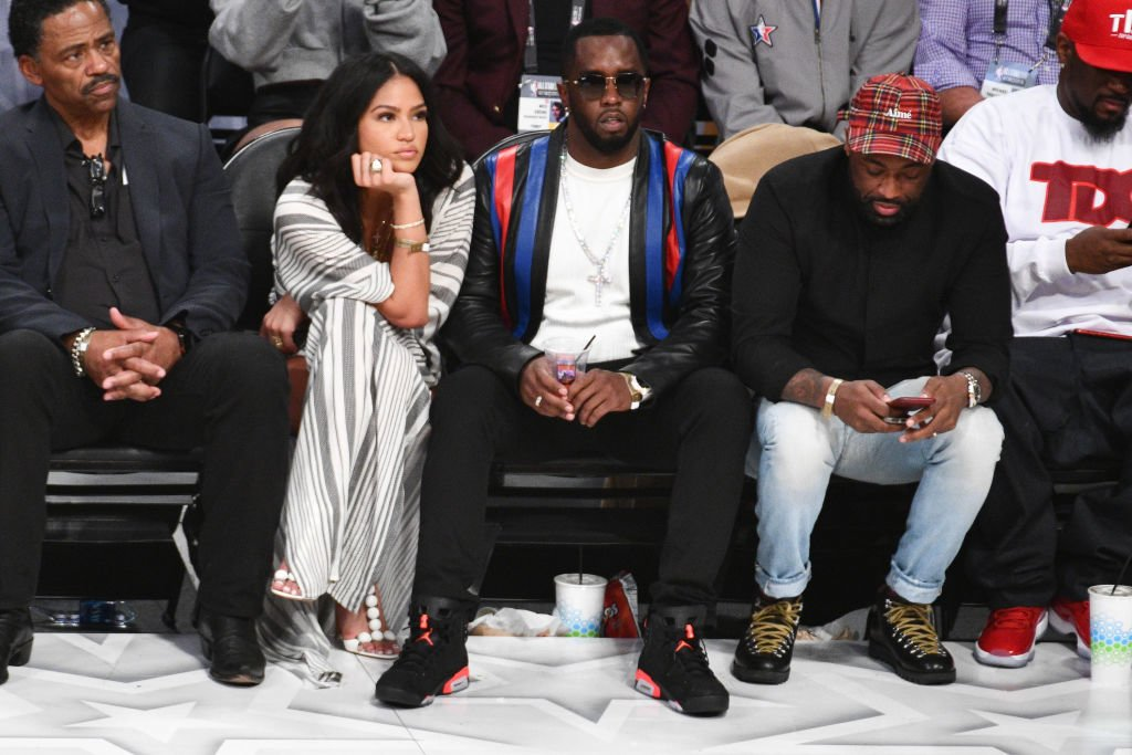 Who is Alex Fine? Diddy seems salty about Cassie getting cozy with