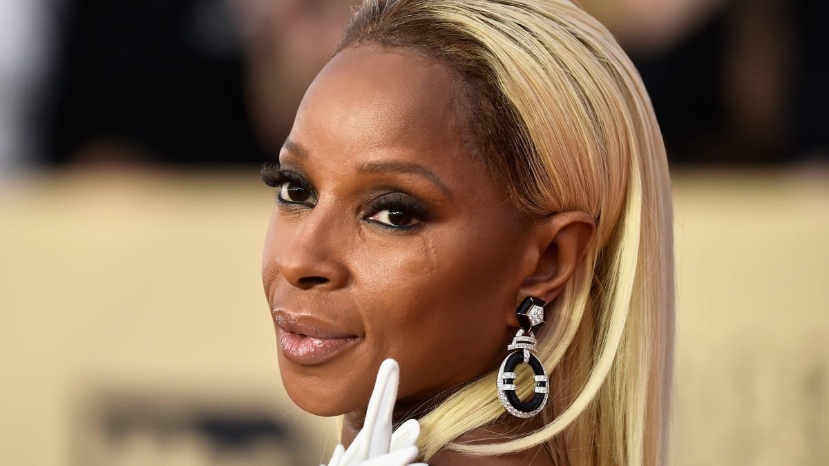 IRS after Mary J. Blige for alleged failure to pay $1 Million in back taxes
